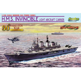DR7128 H.M.S. Invincible...