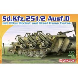 DR7348 Sd.Kfz.251/2 Ausf.D...
