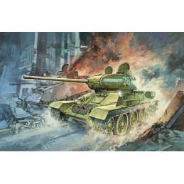 DR7556 1/72 T-34/85 MOD.1944