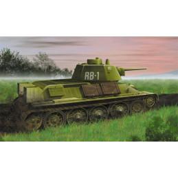 DR7596 1/72 T-34/76 MOD.1943