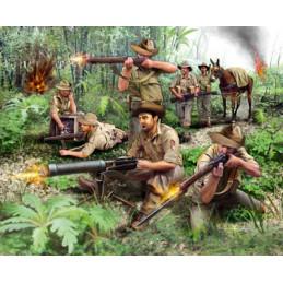 RV02529 ANZAC Infantery WWII