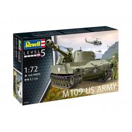 """RV03265 1/72 M109 """"US Army"""""""