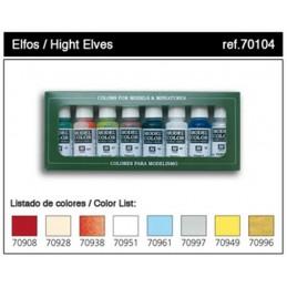 AV70104 High Elves - SET 8...