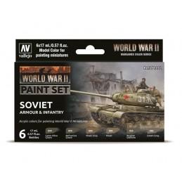 AV70202 WWII Paint Set...