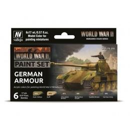 AV70205 WWII Paint Set...