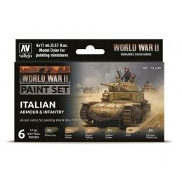 AV70209 WWII Italian Armour...