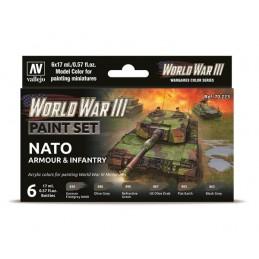 AV70223 WWIII NATO Armour &...