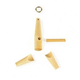 b402722 Ancore legno mm.22