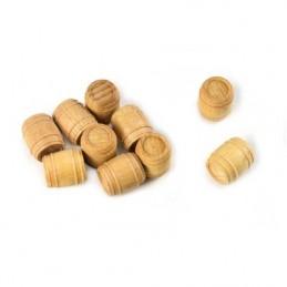 b412022 Botti legno mm.22