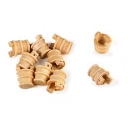 b414509 Secchielli legno mm. 9