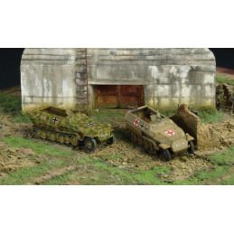 IT7516 Sd.Kfz. 251/1 Ausf....