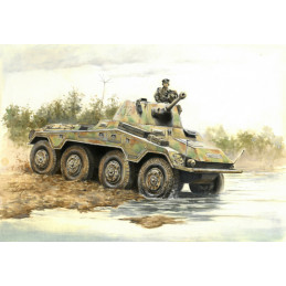 IT15753 WWII SD.KFZ.234/2 PUMA