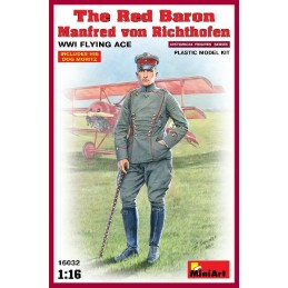 MA16032 1/16 RED BARON WWI...