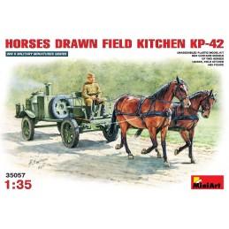 MA350571/35 HORSES DRAW...