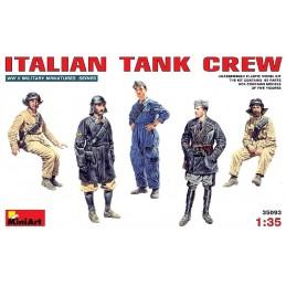 MA350931/35 ITALIAN TANK CREW