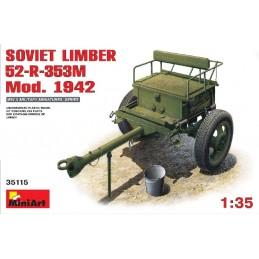MA351151/35 SOVIET LIMBER...