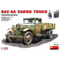 MA351241/35 GAZ-AA CARGO...