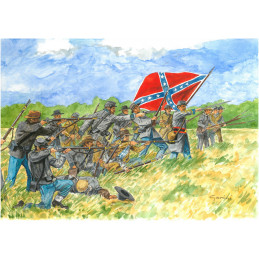 IT6178 CONFEDERATE INFANTRY