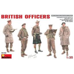 MA351651/35 BRITISH OFFICERS