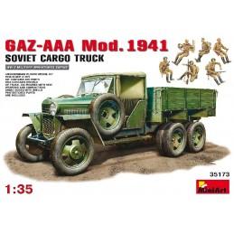 MA351731/35 GAZ-AAA CARGO...