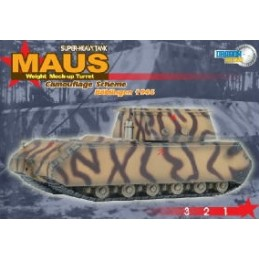 DAR 60157 MAUS SUPER-HEAVY...