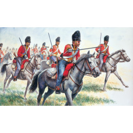 IT6001 British Heavy Cavalry