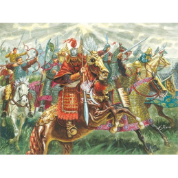IT6123 Chinese Cavalry
