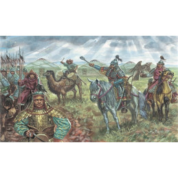 IT6124 Mongol Cavalry