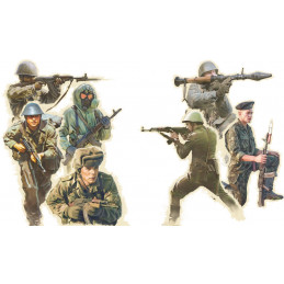 IT6190 WARSAW PACT TROOPS...