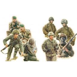 IT6191 NATO TROOPS 1980s