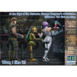 MB24031 Serie fantascienza...