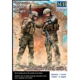 MB24068 Serie Militare kit...