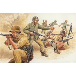 IT6076 WWII German Afrikakorps