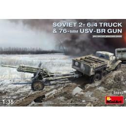 MA352721/35 SOVIET 2 T 6X4...