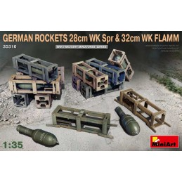MA353161/35 German Rockets...