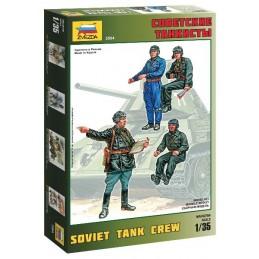ZS35041/35 SOVIET TANK CREW