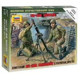 ZS61091/72 SOVIET 82MM...