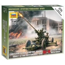 ZS61151/72 SOVIET 37 MM AA...