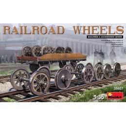 MA356071/35 RAILROAD WHEELS