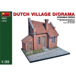 MA36023	1/35 DUTCH VILLAGE...