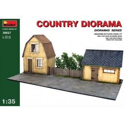 MA36027	1/35 COUNTRY DIORAMA