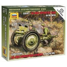 ZS61451/72 SOVIET 76MM GUN...
