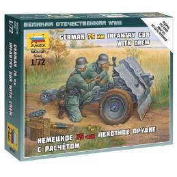 ZS61561/72 GERMAN 75MM GUN...