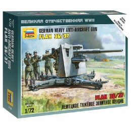 ZS6158	1/72 GERMAN 88MM...