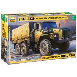 ZS36541/35 URAL 4320 TRUCK