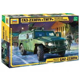 ZS36681/35 RUSSIAN ARMORED...