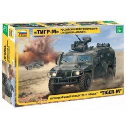 ZS36831/35 GAZ Tiger with...