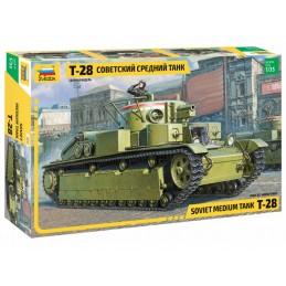 ZS36941/35 T-28 Heavy Tank
