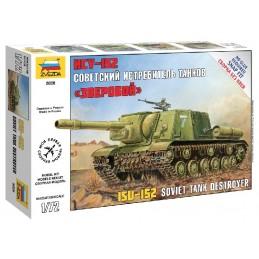 ZS50261/72 ISU-152 SOVIET...