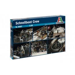 IT5607 SCHNELLBOOT CREW